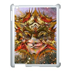 Star Clown Apple Ipad 3/4 Case (white) by icarusismartdesigns