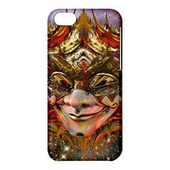 Star Clown Apple Iphone 5c Hardshell Case by icarusismartdesigns