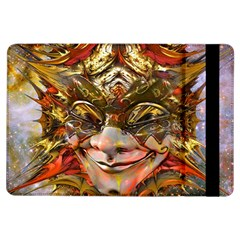 Star Clown Apple Ipad Air Flip Case by icarusismartdesigns