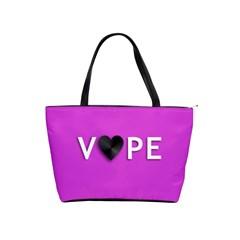 Vape Heart Large Shoulder Bag by OCDesignss