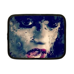 Abstract Grunge Jessie J Netbook Sleeve (small) by OCDesignss