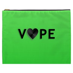 Vape Heart Cosmetic Bag (xxxl) by OCDesignss