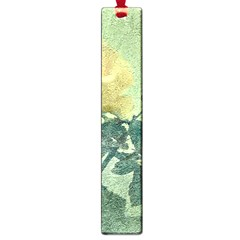 Yellow Rose Vintage Style  Large Bookmark by dflcprints
