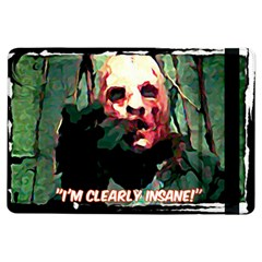 Bloody Face  Apple iPad Air Flip Case by Cordug