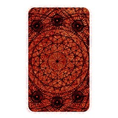 Grunge Style Geometric Mandala Memory Card Reader (rectangular) by dflcprints