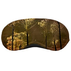 Fantasy Landscape Sleeping Mask by dflcprints