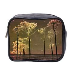Fantasy Landscape Mini Travel Toiletry Bag (two Sides) by dflcprints