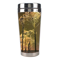 Fantasy Landscape Stainless Steel Travel Tumbler by dflcprints