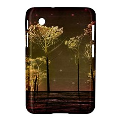 Fantasy Landscape Samsung Galaxy Tab 2 (7 ) P3100 Hardshell Case  by dflcprints