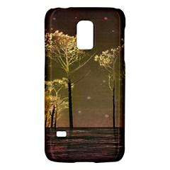 Fantasy Landscape Samsung Galaxy S5 Mini Hardshell Case  by dflcprints