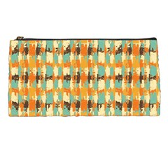 Shredded Abstract Background Pencil Case by LalyLauraFLM