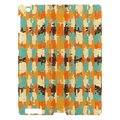 Shredded Abstract Background Apple Ipad 3/4 Hardshell Case by LalyLauraFLM