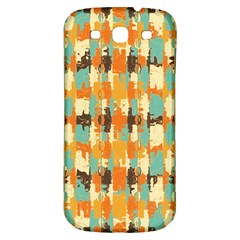 Shredded Abstract Background Samsung Galaxy S3 S Iii Classic Hardshell Back Case by LalyLauraFLM