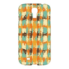 Shredded Abstract Background Samsung Galaxy S4 I9500/i9505 Hardshell Case by LalyLauraFLM