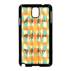 Shredded Abstract Background Samsung Galaxy Note 3 Neo Hardshell Case (black) by LalyLauraFLM