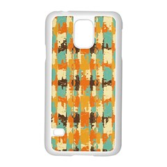 Shredded Abstract Background Samsung Galaxy S5 Case (white) by LalyLauraFLM