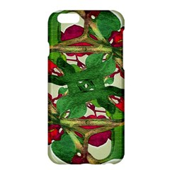 Floral Print Colorful Pattern Apple Iphone 6 Plus Hardshell Case by dflcprints