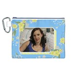 Sunny 2 Canvas Cosmetic Bag (Large)