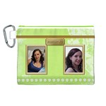 Moments Canvas Cosmetic Bag (Large)