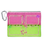 Little Princess Canvas Cosmetic Bag (Large)