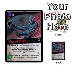 Nightfall Promos Deck 1 By Micah Liebert   Multi Purpose Cards (rectangle)   98m68dmhqi9j   Www Artscow Com Front 53