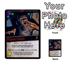 Nightfall Promos Deck 1 By Micah Liebert   Multi Purpose Cards (rectangle)   98m68dmhqi9j   Www Artscow Com Front 39