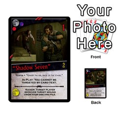 Nightfall Promos Deck 2 By Micah Liebert   Multi Purpose Cards (rectangle)   K8aby4l2qbuq   Www Artscow Com Front 8