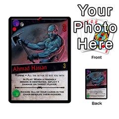Nightfall Promos Deck 2 By Micah Liebert   Multi Purpose Cards (rectangle)   K8aby4l2qbuq   Www Artscow Com Front 2