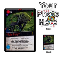 Nightfall Promos Deck 2 By Micah Liebert   Multi Purpose Cards (rectangle)   K8aby4l2qbuq   Www Artscow Com Front 24