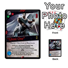 Nightfall Promos Deck 2 By Micah Liebert   Multi Purpose Cards (rectangle)   K8aby4l2qbuq   Www Artscow Com Front 31