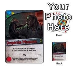 Nightfall Promos Deck 2 By Micah Liebert   Multi Purpose Cards (rectangle)   K8aby4l2qbuq   Www Artscow Com Front 37