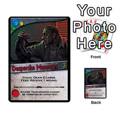 Nightfall Promos Deck 2 By Micah Liebert   Multi Purpose Cards (rectangle)   K8aby4l2qbuq   Www Artscow Com Front 40