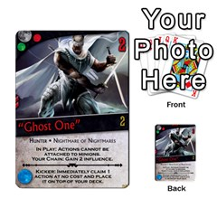 Nightfall Promos Deck 2 By Micah Liebert   Multi Purpose Cards (rectangle)   K8aby4l2qbuq   Www Artscow Com Front 41