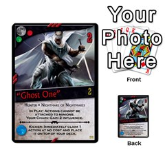 Nightfall Promos Deck 2 By Micah Liebert   Multi Purpose Cards (rectangle)   K8aby4l2qbuq   Www Artscow Com Front 45