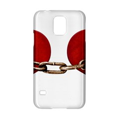 Unbreakable Love Concept Samsung Galaxy S5 Hardshell Case  by dflcprints