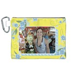 Sunny 2 Canvas Cosmetic Bag (XL)
