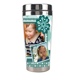 Kids By Kids   Stainless Steel Travel Tumbler   Lm9gaieb2c0g   Www Artscow Com Right