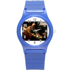 Abraham Plastic Sport Watch (small) by RembrandtRowe