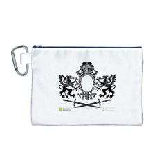 Rembrandt Designs Canvas Cosmetic Bag (medium)