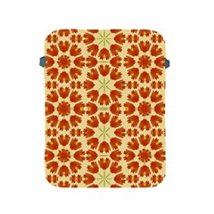 Colorful Floral Print Vector Style Apple Ipad Protective Sleeve by dflcprints
