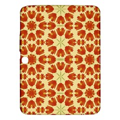 Colorful Floral Print Vector Style Samsung Galaxy Tab 3 (10 1 ) P5200 Hardshell Case  by dflcprints