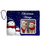 Christmas things Cosmetic Bag (XL) - Canvas Cosmetic Bag (XL)