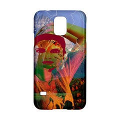 Fusion With The Landscape Samsung Galaxy S5 Hardshell Case  by icarusismartdesigns