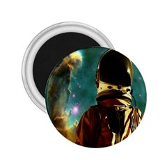 Lost In The Starmaker 2 25  Button Magnet by icarusismartdesigns