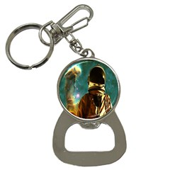 Lost In The Starmaker Bottle Opener Key Chain by icarusismartdesigns