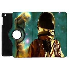 Lost In The Starmaker Apple iPad Mini Flip 360 Case by icarusismartdesigns