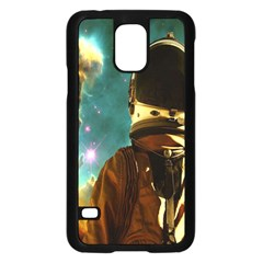 Lost In The Starmaker Samsung Galaxy S5 Case (black) by icarusismartdesigns
