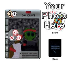 Patronage Set B By Erikpeter   Playing Cards 54 Designs   Uvfkyx4plvoh   Www Artscow Com Front - Spade7