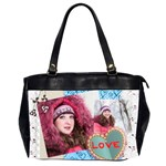 llove - Oversize Office Handbag (2 Sides)