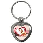 love - Key Chain (Heart)
